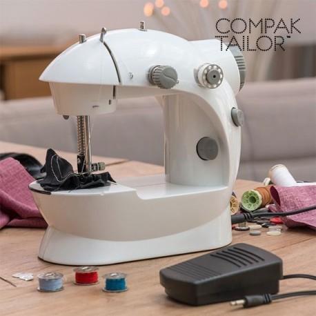 Kaasaskantav Õmblusmasin Compak Tailor 220/110