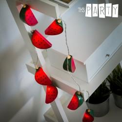 Dekoratiivsed LED-Tulekesed Watermelon