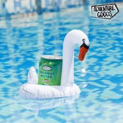 Надувная Подставка для Напитков Swan