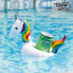 Надувная Подставка для Напитков Unicorn