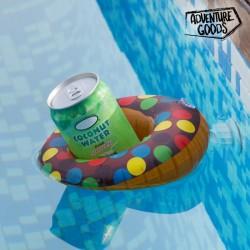 Плавающая Подставка для Напитков Donut