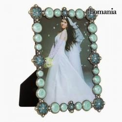 Pärlitega Pildiraam Aquamarine 13 x 18cm