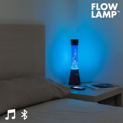 Laavalamp Bluetoothi- ja Kõlariga