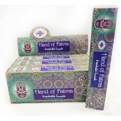 naturaalsed viirukid Hand of Fatima