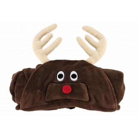 Kapuutsiga tekk-mänguasi Reindeer