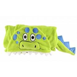 Kapuutsiga tekk-mänguasi Dino