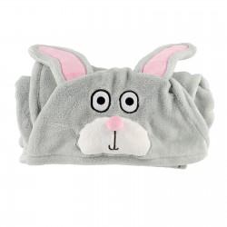 Kapuutsiga tekk-mänguasi Bunny