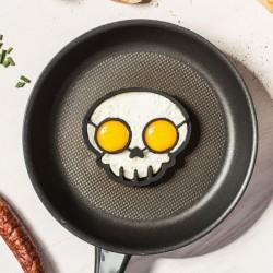 Силиконовая Форма для жарки Skull