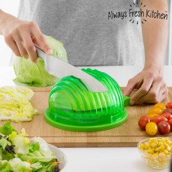 4-in-1 Salatikauss Quick Salad Maker
