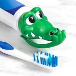 Крышка-Дозатор Зубной Пасты Крокодил