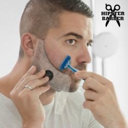 Уголок с Расчёсками для Стрижки Бороды