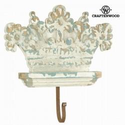 Настенная Вешалка с 1 Крючком Crown