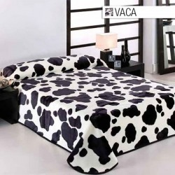 Deluxe Покрывало Cow