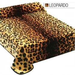 Deluxe Покрывало Leopard