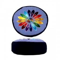 Подушка для Медитации Multi-Coloured Flower