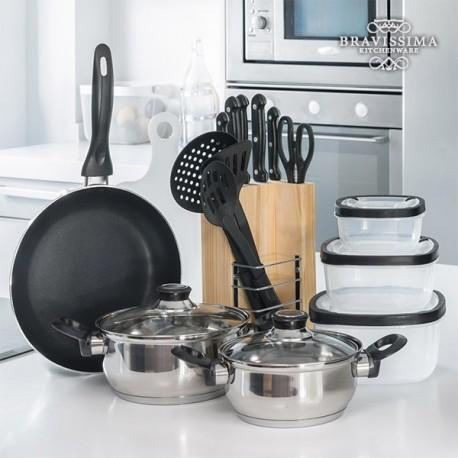 17-osaline Köögikomplekt