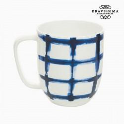 Фарфоровая Чашка Squares