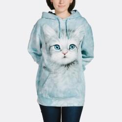 3D prindiga soe Pusa Blue Eyed Kitten