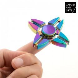 Näpuvurr Fidget Spinner Rainbow II