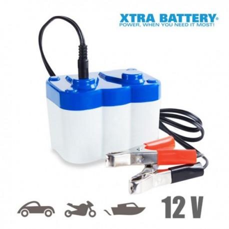 X-Tra Battery Starter Auto Käivitamiseks