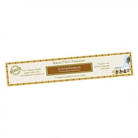 100% naturaalsed viirukid Marco Polo, Cinnamomum