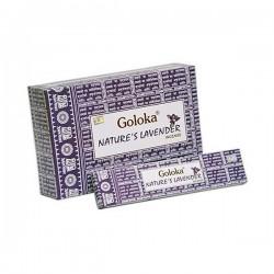 naturaalsed viirukid Goloka, Lavendel