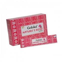 naturaalsed viirukid Goloka, Roos