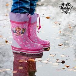 Детские Резиновые Сапоги Paw Patrol, розовые