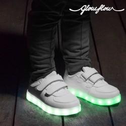 Детские Кроссовки с LED Огоньками GlowFlow
