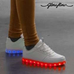 Jalatsid LED Tulukestega GlowFlow