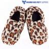 soojendatavad sussid Warm Hug Feet, Leopard