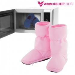 Розовые Домашние Сапоги для Микроволновки Boots