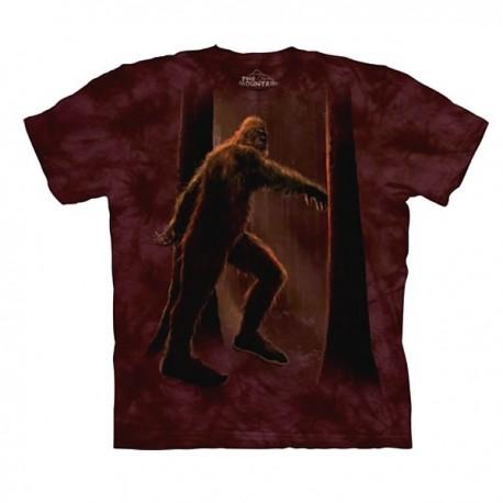 3D prindiga T-särk Bigfoot