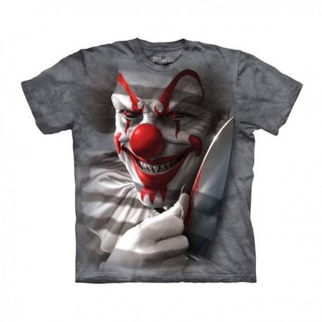 3D prindiga T-särk Clown