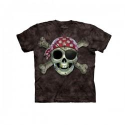 3D prindiga T-särk lastele Jolly Pirate