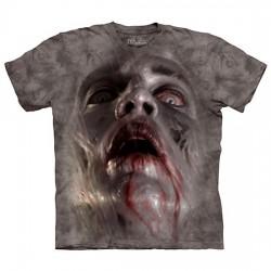 3D prindiga T-särk Zombie Face