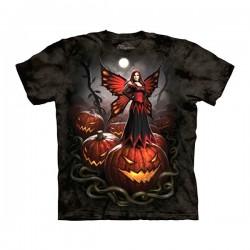 3D prindiga T-särk Halloween Fairy