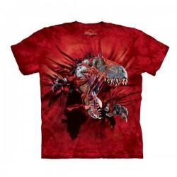 детская футболка с 3D принтом Red Ripper
