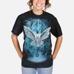 футболка с 3D принтом Magic