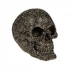 kuldne Rahakassa Bling Skull