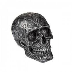серая Копилка Mystic Skull