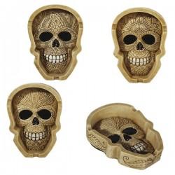 Пепельница Ornament Skull