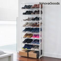 Полка для 30 пар обуви