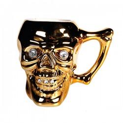 Золотая Кружка Skull