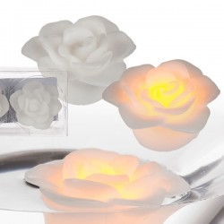 Восковые Плавающие Свечи с LED