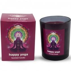 Lõhnaküünal Happy Yoga
