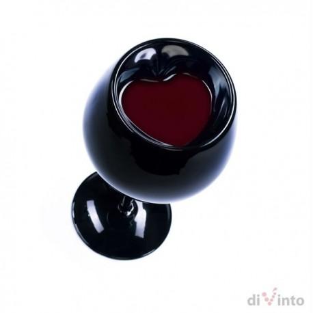 Armas Veiniklaas Kohvris, must