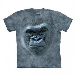 детская футболка с 3D принтом Smiling Gorilla