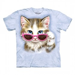 футболка с 3D принтом You've Cat to Be Kitten