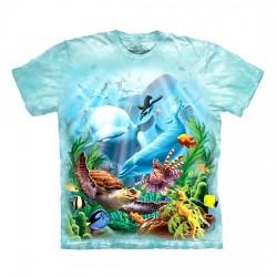 футболка с 3D принтом Seavillians